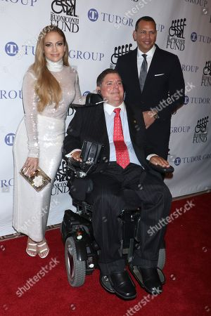 Editorial image of The 33rd Annual Great Sports Legends Dinner, Arrivals, New York, USA - 24 Sep 2018