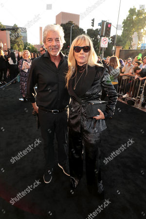 Editorial image of 'A Star is Born' film premiere from Warner Bros. Pictures, in association with Live Nation Productions and Metro Goldwyn Mayer Pictures at the Shrine Auditorium, Los Angeles, USA - 24 Sep 2018
