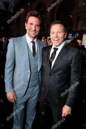 Bradley Cooper, Director/Writer/Producer/Actor, Bill Gerber, Producer,