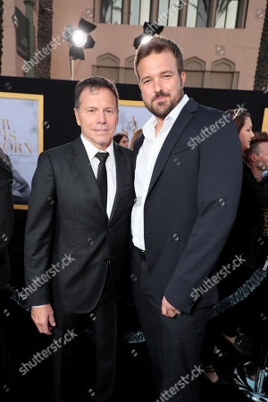 Stock Photo of Bill Gerber, Producer, Will Fetters, Writer,