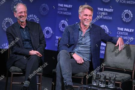 Dr. Eric Manheimer (Producer, Author) and Peter Horton (Director, Exec. Prod)