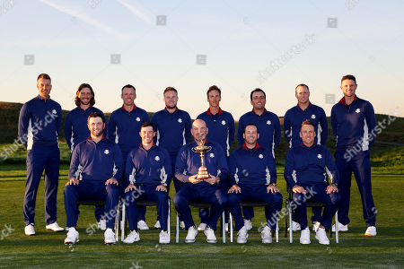 Ryder Cup photocall