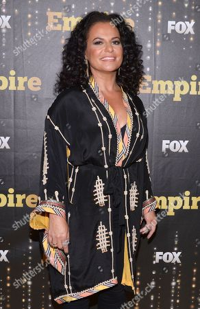 Editorial photo of 'Empire' TV series Season Five premiere, New York, USA - 24 Sep 2018