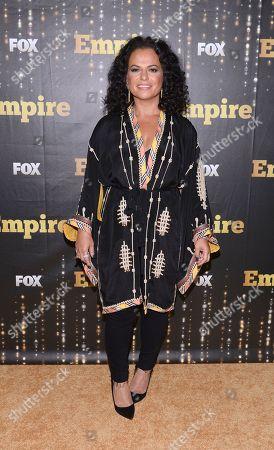 Editorial image of 'Empire' TV series Season Five premiere, New York, USA - 24 Sep 2018