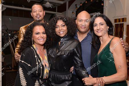Stock Picture of Sanaa Hamri, Terrence Howard, Taraji P. Henson, Brett Mahoney,Francie Calfo