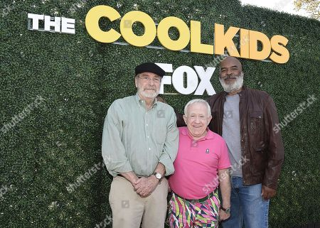 Editorial picture of 'The Cool Kids' TV show outdoor screening event, Los Angeles, USA - 24 Sep 2018