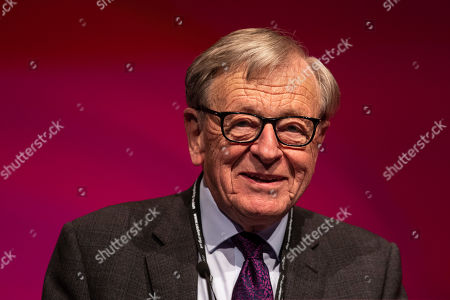 Lord Alf Dubs speaks to Labour Conference 2018.