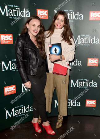 Ellie Leach and Brooke Vincent