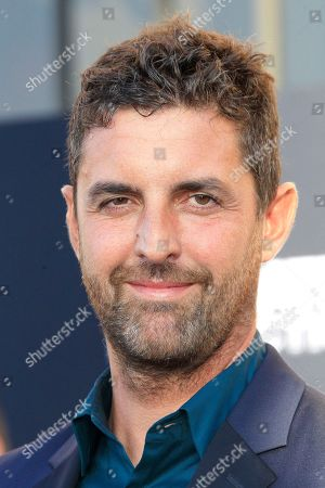 Stock Photo of US actor/cast member Alberto Bof arrives at the premiere of the film 'A Star Is Born' at the Shrine Auditorium in Los Angeles, California, USA, 24 September 2018. The movie opens in the US on 05 October 2018.