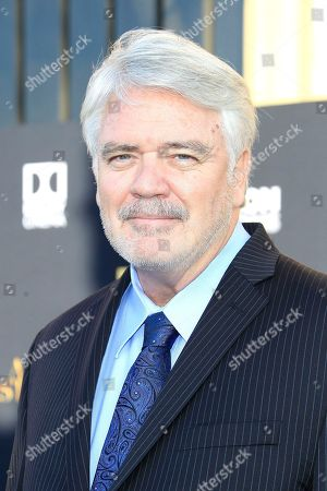 US actor/cast member Michael Harney arrives at the premiere of the film 'A Star Is Born' at the Shrine Auditorium in Los Angeles, California, USA, 24 September 2018. The movie opens in the US on 05 October 2018.