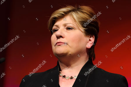 Stock Picture of Emily Thornbury MP, Shadow Secretary of State for Foreign and Commonwealth Affairs
