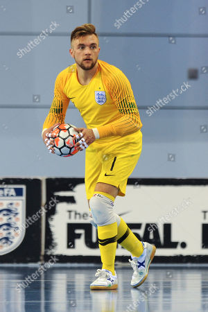 Editorial image of England vs Croatia, International Futsal Friendly, Football, St George's Park, Burton upon Trent, Derbyshire, United Kingdom - 24 Sep 2018