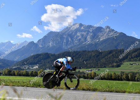 Editorial photo of Cycling Worlds, Innsbruck, Austria - 25 Sep 2018