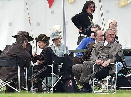 Laura Carmichael, Brendan Coyle, Dame Maggie Smith, Imelda Staunton, Penelope Wilton, Jim Carter, Kevin Doyle