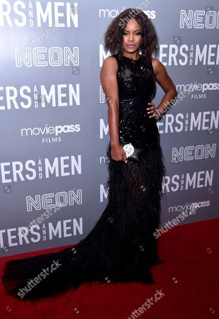 Editorial image of 'Monsters and Men' film premiere, New York, USA - 25 Sep 2018