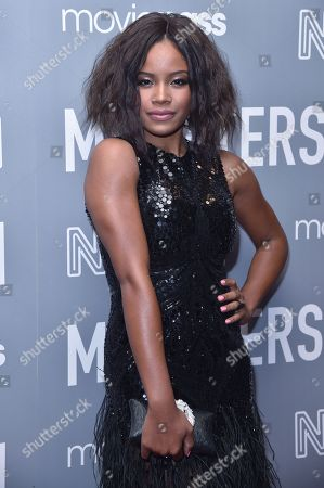 Editorial picture of 'Monsters and Men' film premiere, New York, USA - 25 Sep 2018