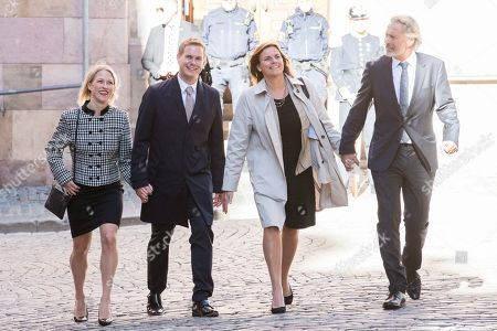 Editorial image of Opening of the Parliamentary Session church service, Stockholm, Sweden - 25 Sep 2018