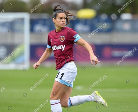 Claire Rafferty of West Ham Women