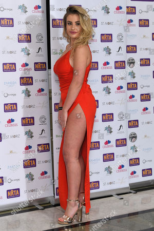 Stock Picture of Chloe Ayling