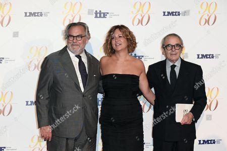 Jose' R. Dosal, Berta Zezza and Giorgio Assumma