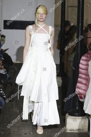 Editorial picture of A.W.A.K.E. show, Runway, Spring Summer 2019, Paris Fashion Week, France - 25 Sep 2018
