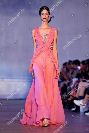 Fatima Lopes show, Runway,  Paris Fashion Week