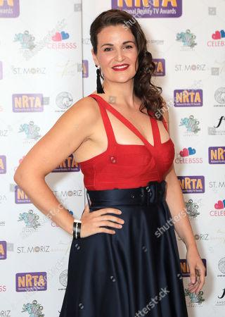 Editorial image of 8th National Reality TV Awards, London, UK - 25 Sep 2018