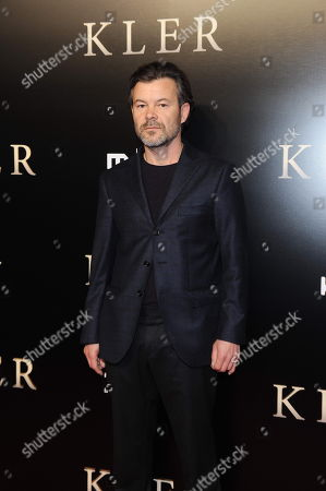 Editorial photo of 'Kler' film premiere, Warsaw, Poland - 25 Sep 2018