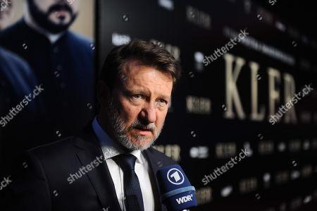 Editorial photo of 'Kler' film premiere, Warsaw, Poland - 25 Sep 2018