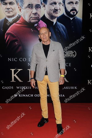 Editorial picture of 'Kler' film premiere, Warsaw, Poland - 25 Sep 2018