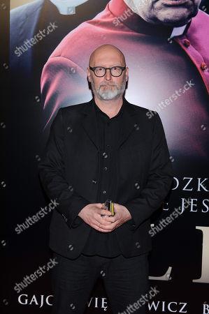 Director Wojciech Smarzowski