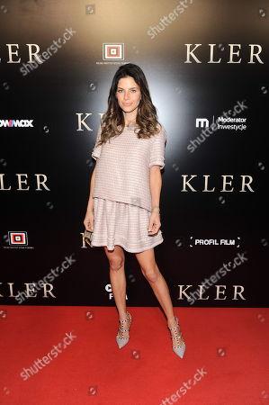 Editorial image of 'Kler' film premiere, Warsaw, Poland - 25 Sep 2018