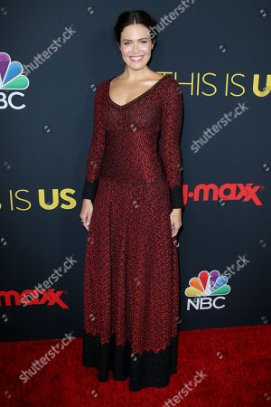 'This Is Us' TV show screening, Los Angeles