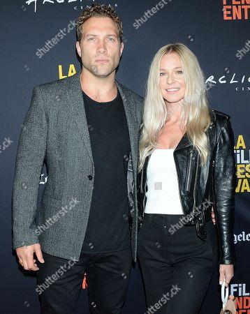 Editorial picture of 'The Oath' premiere, LA Film Festival, Los Angeles, USA - 25 Sep 2018