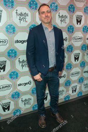 Editorial photo of 'The Destroyer' film premiere, Fantastic Fest, Austin, USA - 25 Sep 2018