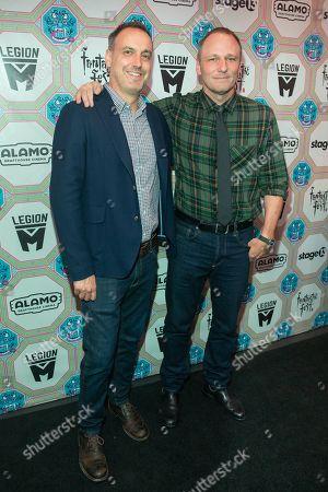 Matt Manfredi and Phil Hay