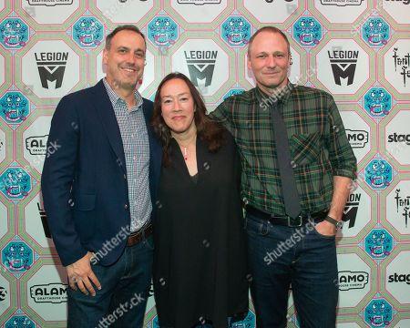 Matt Manfredi, Karyn Kusama, and Phil Hay