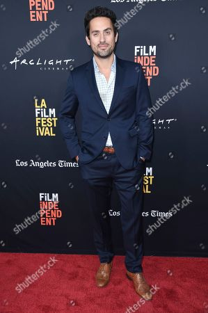 """Editorial image of 2018 Film Festival - """"The Oath"""", Los Angeles, USA - 25 Sep 2018"""
