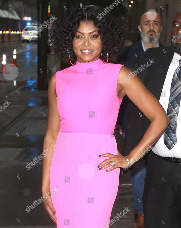 Taraji P Henson out and about, New York