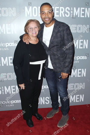 Reinaldo Marcus Green (Writer/Director) with Mother