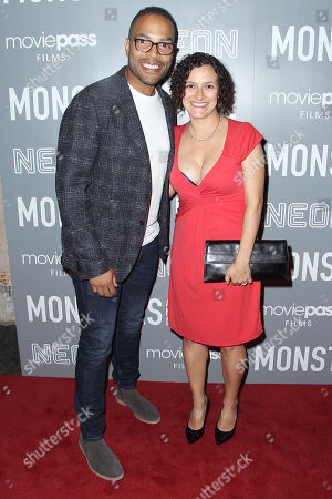 Editorial image of The New York Premiere of MONSTERS AND MEN, USA - 25 Sep 2018