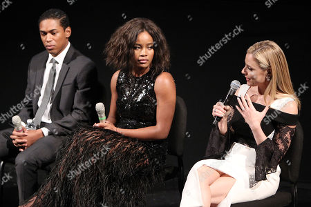 Kelvin Harrison Jr., Chante Adams, Cara Buono