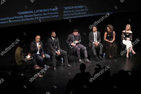 Toure, Reinaldo Marcus Green, John David Washington, Anthony Ramos, Kelvin Harrison Jr., Chante Adams, Cara Buono