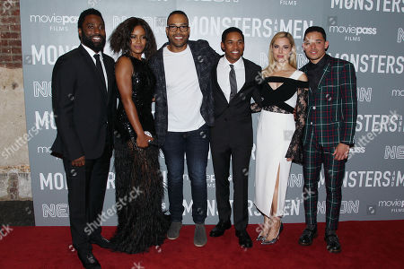 John David Washington, Chante Adams, Reinaldo Marcus Green, Kelvin Harrison Jr., Cara Buono, Anthony Ramos