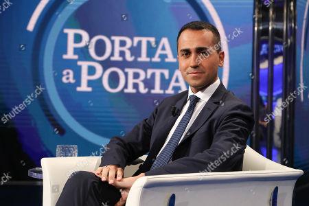'Porta a Porta' TV show, Rome