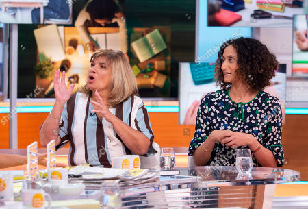 Editorial image of 'Good Morning Britain' TV show, London, UK - 26 Sep 2018