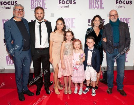 Editorial photo of 'Rosie' film premiere, Dublin, Ireland - 25 Sep 2018