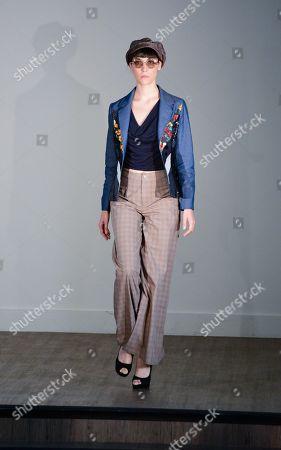 Samantha Giraud Show, Runway, Paris Fashion Week