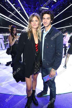 ETAM show, Front Row, Paris Fashion Week