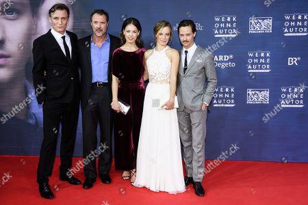 Editorial image of Werk Ohne Autor film premiere in Berlin, Germany - 26 Sep 2018